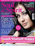 Soul & Spirit November 2009 issue - heal a broken heart