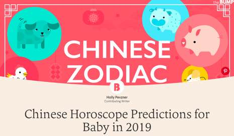 Chinese Zodiac with The Bump